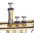 JUPITER JTR500SQ Trompete in Bb (Versilbert) -NEU!!!