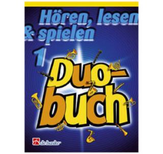 DeHaske - Hören, Lesen & Spielen 1 Duo Buch - Querflöte