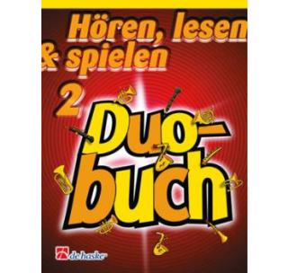 DeHaske - Hören, Lesen & Spielen 2 Duo Buch - Posaune in B