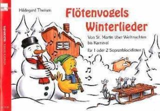 FLOETENVOGELS WINTERLIEDER v. Theisen Hildegar