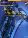 Jazz Ballads für Altsaxophon - Verlag Schott