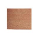 Kork-Platte 100x100 mm Dicke 3.4 mm Premium Qualität