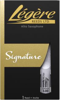 Legere Signature Es-Alto-Saxophon-Blatt