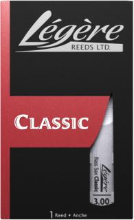 Legere Classic Bass-Saxophon-Blatt
