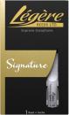 Legere B-Sopransaxophonblatt Signature