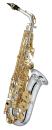 Jupiter JAS-1100SGQ Alt-Saxophon in Eb versilberte Klappen
