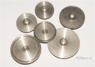 Drehventil-Deckel Bariton/TH D=34,60 mm