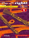DeHaske - Play em Right Latin Bk 1 (Clarinet Solo Grade 2...