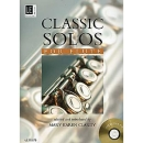 Classic Solos for Flute v. Mary Karen Clardy - mit CD