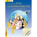 Das Saxophonbuch 1 - Klaus Dapper - Eb-Saxophon - Mit...
