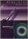 Play-Along Clarinet - World Music Israel mit CD