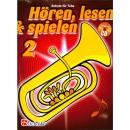 DeHaske - Hören, Lesen & Spielen Schule 2 - Tuba