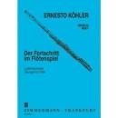 DER FORTSCHRITT IM FLOETENSPIEL 1 OP 33  von Koehler Ernesto
