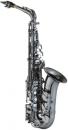 ANTIGUA Eb-Alto-Saxophon AS4248BN-GH Black Nickel, POWER...