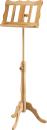 Holz-Notenpult 11701 (in drei Holztönen)