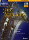 Jazz Standards für Altsaxophon - Verlag Schott