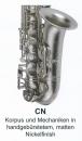 ANTIGUA Bb Tenor Saxophone TS4248CN-GH Hand Brushed POWER...