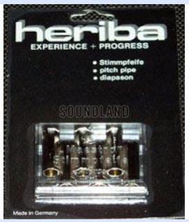 Heriba Maestro - Stimmpfeife A-440 Metall