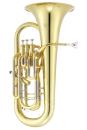 JUPITER JEP1020 Bb Euphonium, lackiert, 3+1 Ventile