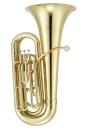 JUPITER JTU700 Bb Tuba, 3/4, lackiert, 3 Ventile