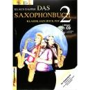Das Saxophonbuch 2 - Klaus Dapper - Eb-Saxophon - Mit...