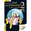 Das Saxophonbuch 2 - Klaus Dapper - Bb-Saxophon - Mit...