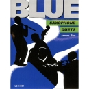 Rae James - Blue Saxophone Duets