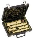 Moeck Z1200 Koffer für Sopran + Alt Blockflöte