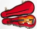 Miniaturinstrument Violine (Lagerabverkauf)