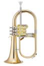 XO Bb Flügelhorn, lackiert, Goldmessing XO1646RL