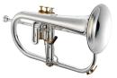 XO Bb Flügelhorn, versilbert, Goldmessing XO1646RS