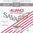 Saitensatz Savarez Konzertgitarren-Satz Alliance, Carbon...