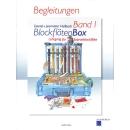 Blockflötenbox 1 - Begeleitheft - Hellbach Daniel +...