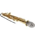 BG A33 Durchziehwischer für Es-Klarinette oder...