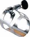 BG Blattschraube Sopran-Saxophon L57  Tradition Silber
