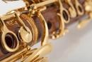 F.A.UEBEL Superior MGP Eb-Klarinette 24k vergoldet und...