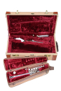 XO Brass - Bb/A Piccolotrompete, versilbert XO1700S