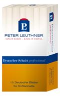 PL class® Deutscher Schnitt professional - Peter Leuthner B-Klarinettenblätter (1)