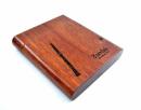 Bambú Blattetui für Oboe 8 Rohre, Handgemacht aus Holz
