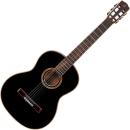 MERIDA classical guitar 4/4, TRAJAN series, black gloss...