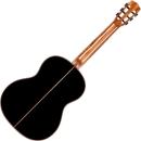 MERIDA classical guitar 4/4, TRAJAN series, black gloss finish DC-15BK