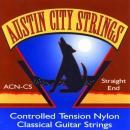 Saitensatz Austin City Konzertgitarre ACN-CS Nylon