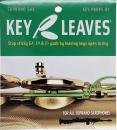 Key Leaves Sopran-Saxophon Klappenkeile (hält...