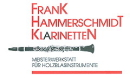 Frank Hammerschmidt A-Klarinette...