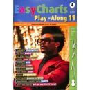 Easy Charts play along 11 - für B INST, C INST, ES INST
