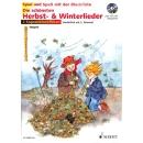 Die schönsten Herbst + Winterlieder inkl. CD...