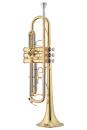 JUPITER JTR700Q Trompete in Bb, Messing lackiert