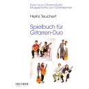 Teuchert Heinz Spielbuch für Gitarren Duett