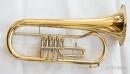 VMI Flügelhorn Messing Lackiert (gebraucht)