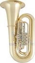 Arnolds & Sons B-Tuba TERRA ABB-5100, Höhe 99 cm
